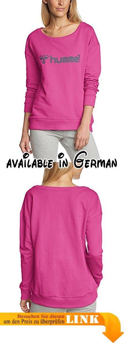 Hummel Damen Classic Bee Sweatshirt, Rose Violet/Graphite, L, 36-710-4761. Diese sportliche Sweatshirt ist super bequem.. Skandinavisches Design. Skandinavische Sportswear #Sports #SPORTING_GOODS