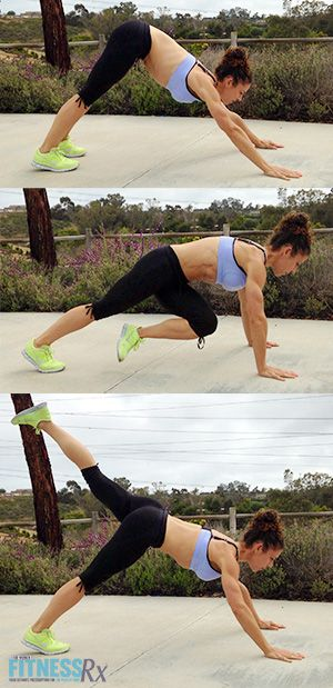 Lower Body At-Home Circuit: Tighten and tone for bikini season- No gym necessary!