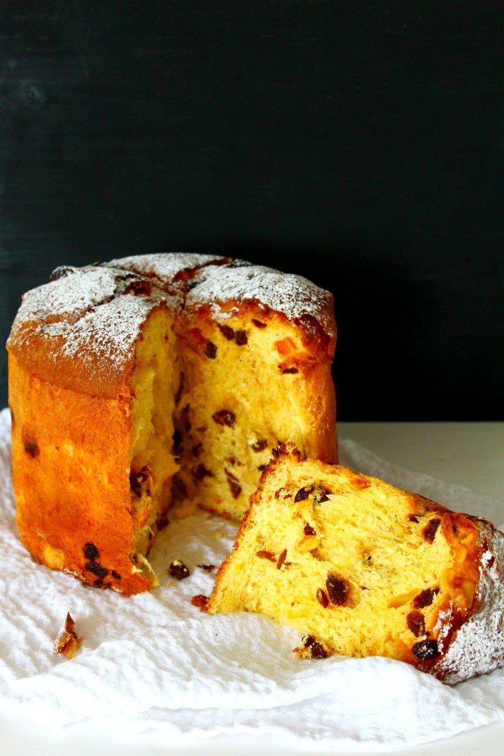 Simple Panettone Cake Recipe | TheBestDessertRecipes.com