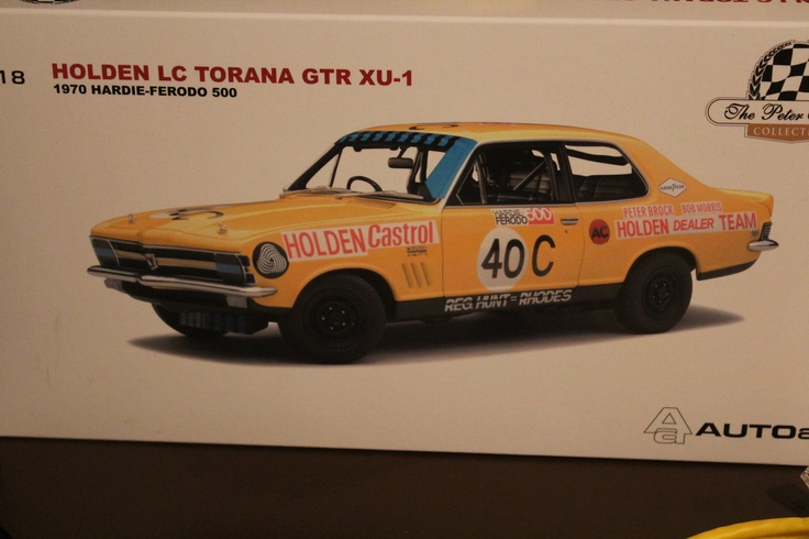 June 15 - Yellow. I was looking for me Big Kev shirt but could not find it - So the Torana GTR XU-1 will just have to do!!!!!