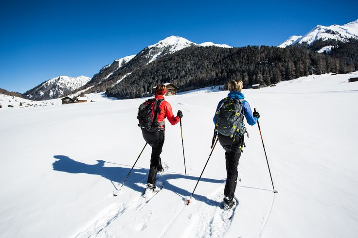 #Schneeschuhwandern in der Tiroler Bergwelt #tiroleroberland (c) Daniel Zangerl
