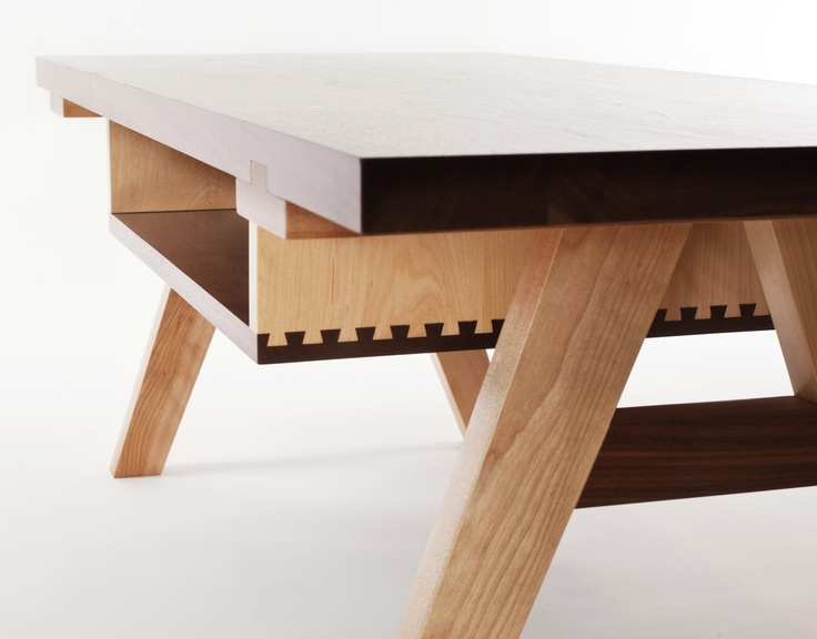 Approach Coffee Table from Trunk Studio.