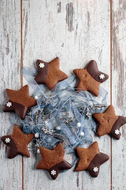 Коледни бисквити с гарам масала / Biscuits de Noël au garam masala