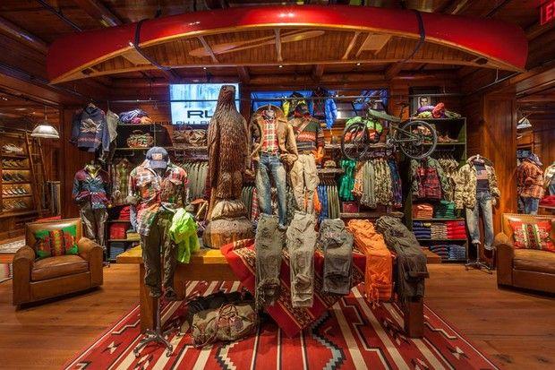 Polo Ralph Lauren abre sua primeira flagship store, em Nova York