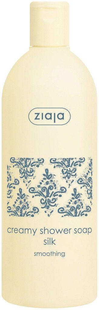 Seide-Duschcreme. Wäscht mild die Haut und hinterlässt sie sanft und glatt. Versorgt die Haut mit Feuchtigkeit und hinterlässt einen wunderschönen Duft. ANWENDUNG: Auf die angefeuchtete Haut auftragen, aufmassieren und abspülen.