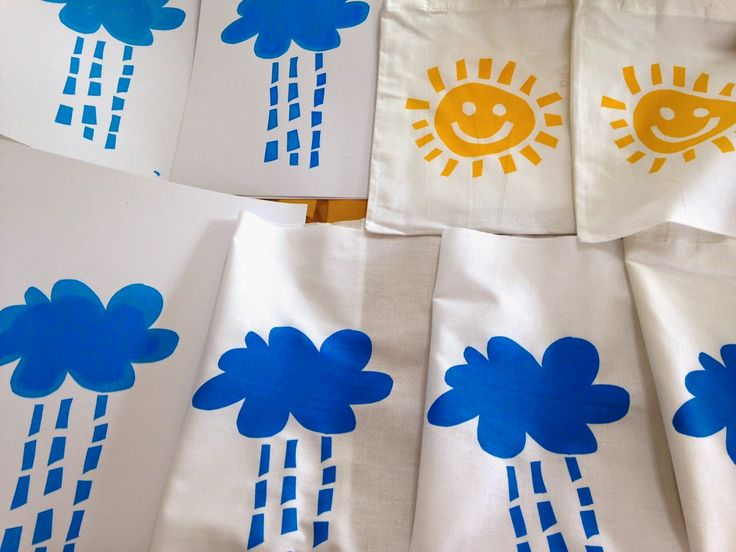 Jane Foster Blog: Screen Printing With Children - Jane Foster