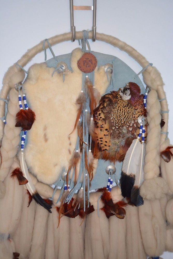 American Native Indian Mandala War Shield Dream Catcher ...