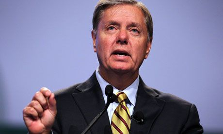 Lindsey Graham: don't read suspect Miranda rights if arrest is made