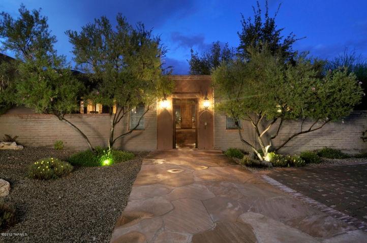 67 best Southwest Landscaping images on Pinterest ... on Southwest Backyard Ideas id=43800