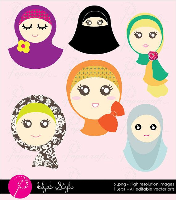 Is it strange that I want a tattoo of a woman wearing a hijab/niqab?  I think a design like one of these would be nice.