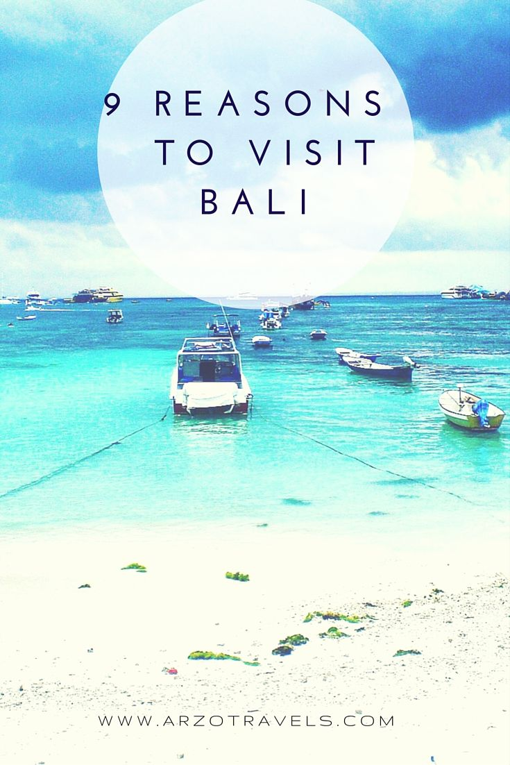 After I told you about reasons NOT to go to Bali I will share my highlights and tell you, why it is worth going to Bali.