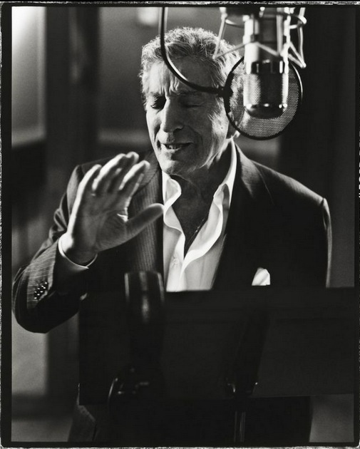 Tony Bennett by Mark Seliger The perfect music for romance......