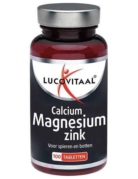 Calcium Magnesium Zink tabletten