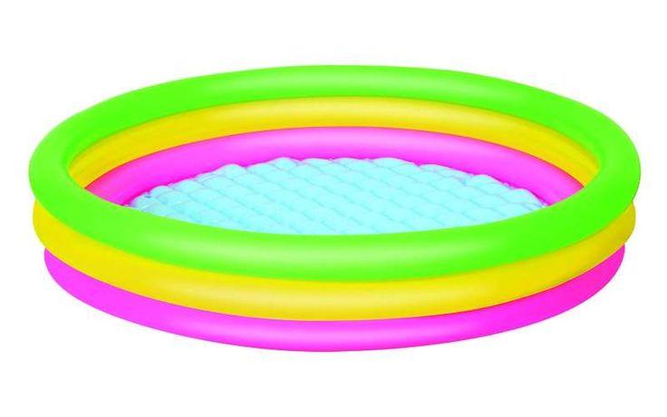 Piscina Bestway 3 anelli CM.152X30 cod. 51103B foto 1