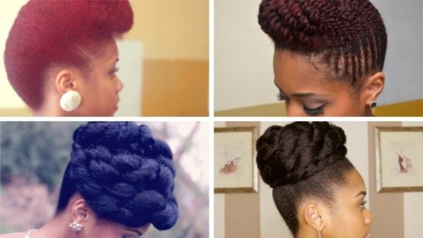 20 Great Prom Hair Trends For Black Hair - Updo Hairstyles For Prom Black Hair