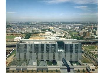 IBM Japan, Makuhari Office, Nihon Sekkei