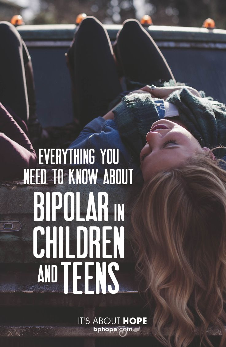 Everything You Need To Know About Bipolar in Children and Teens