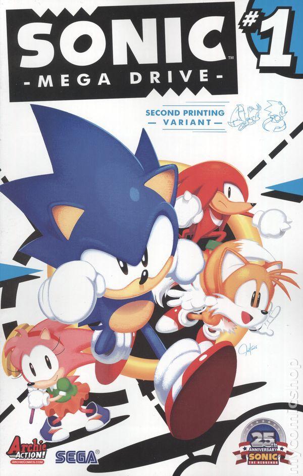Sonic Mega Drive (2016) 1B