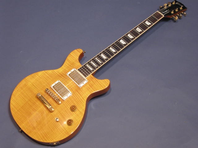My guitar: Gibson Les Paul DC