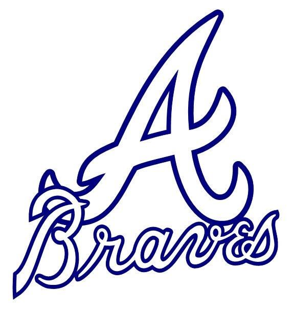 Atlanta Braves Clip Art Logo