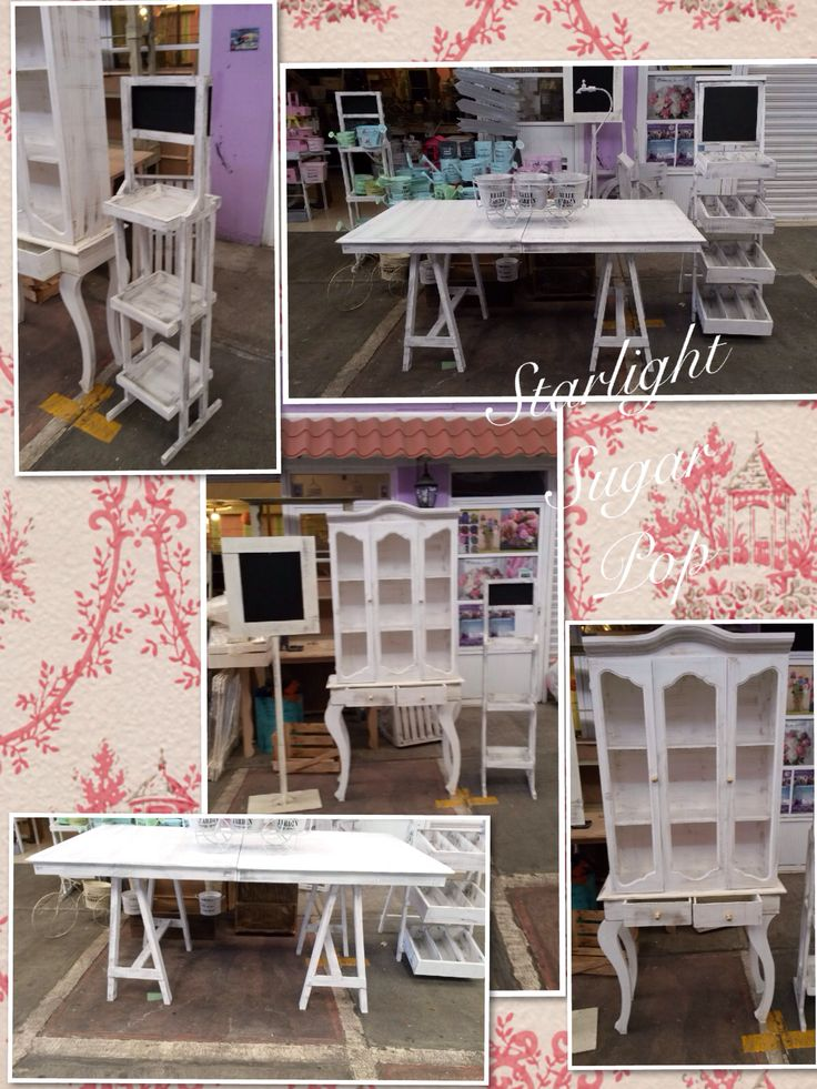 Muebles y accesorios Starlight Sugar pop