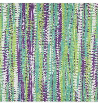 Draperie bumbac dungi mov verde 1.50m latime Prestigious, Fiji 1382-635