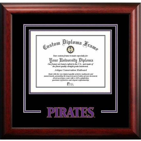 East Carolina University 11 inch x 14 inch Spirit Diploma Frame