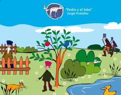 Adivinar los instrumentos de los personajes de Pedro y el lobo: Music, Música Infantil, Educación Music, Instrumento De, Music En, Music, De Pedro, Los Instrumento, El Lobo