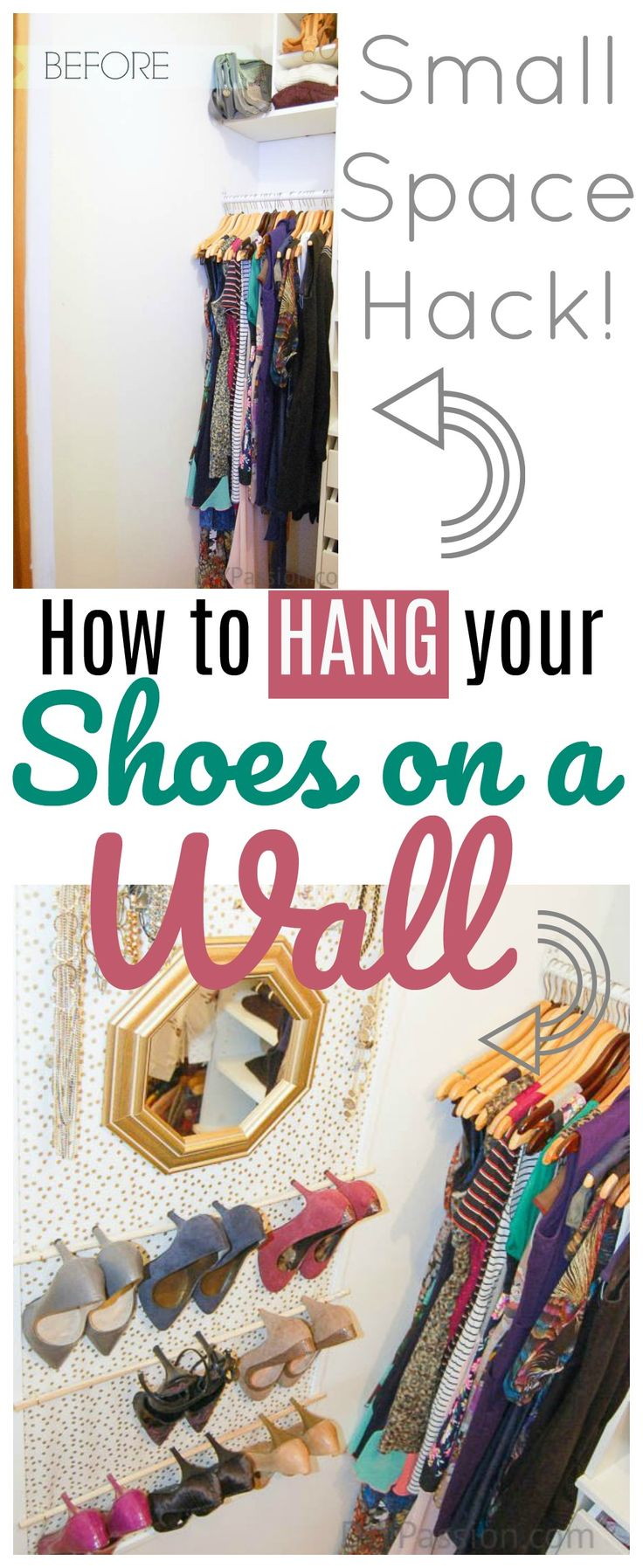 how to hang your shoes on the wall shoe hangershoes space
