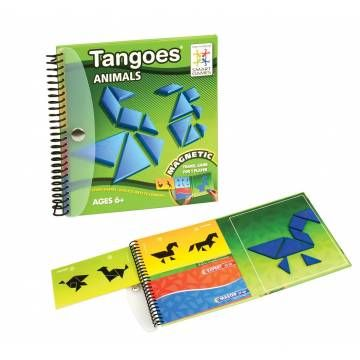 Magnetic Travel SmartGames - Tangoes Animals