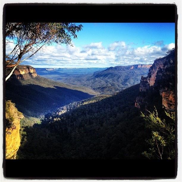 Blue Mountains- Sydney