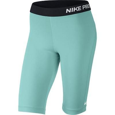 "Nike Pro Core Womens 11"" Compression Shorts 642648 Small Was $35"