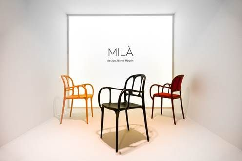 Mila chair designed by Jaime Hayon