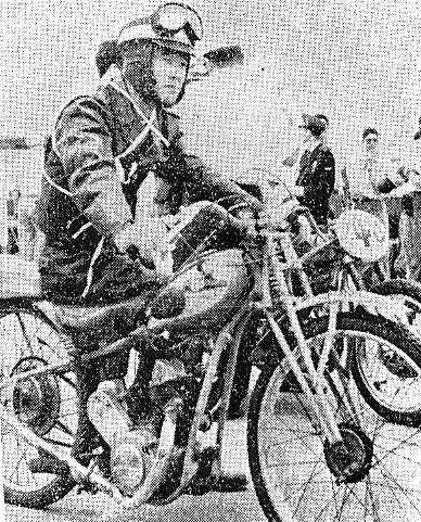 1954 ブラジル・サンパウロ市市制400年記念国際モーターサイクルレース