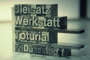 Bleisatz