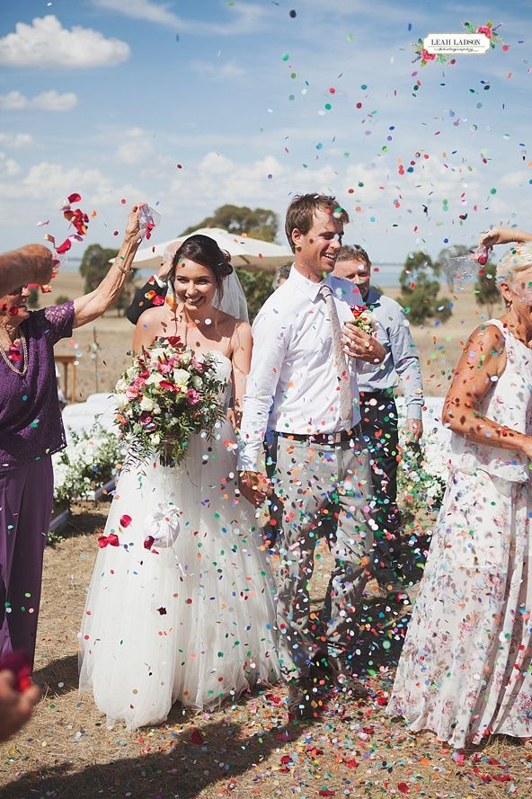 Beautiful Farm Wedding, Country Victoria wedding held in Rushworth.   #countrywedding #farmwedding #weddingphotos #weddingflowers #weddingispiration #confetti  See more at www.leahladson.com