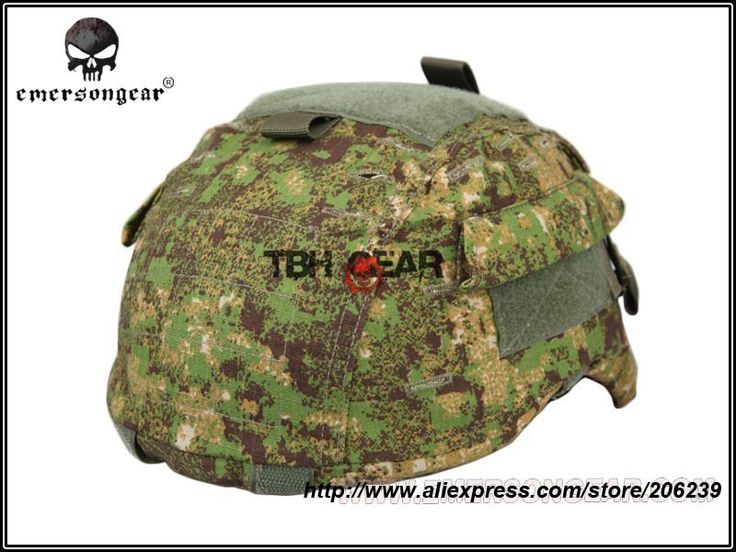 EMERSON MICH2001 Helmet Cover PenCott Greenzone Military Tactical  MICH Helmet Cover Cloth+Free shipping(SKU12050614)