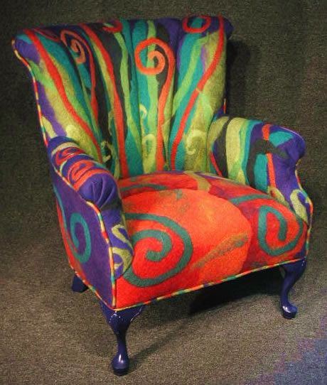 Festive Fibers: Photo Gallery: Chairs