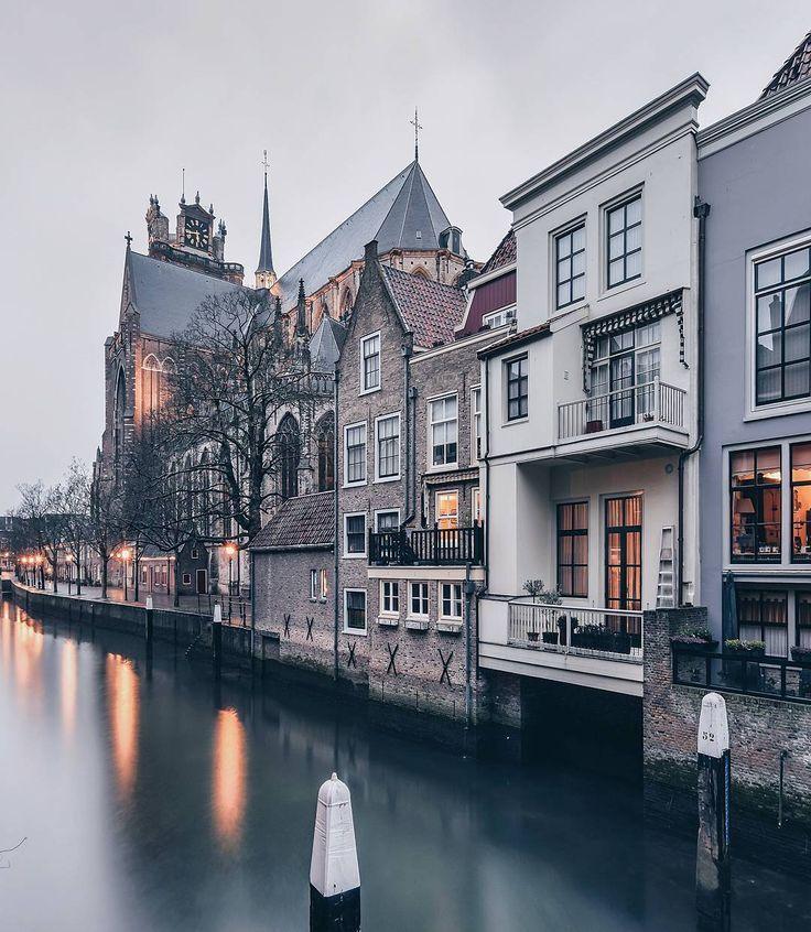 Dordrecht, Netherlands photo credit een_wasbeer
