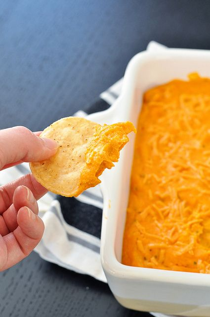 Vegan Buffalo Dip...made with beans, cashews, Franks Red Hot Sauce, herbs, spices and vegan cheese. This sounds so good!