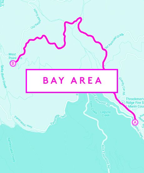 Boot Up! 10 Hikes That End With Brunch #refinery29  http://www.refinery29.com/san-francisco-hikes