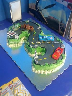 16 Best Images About Cakes For 3 Years Old Boys On