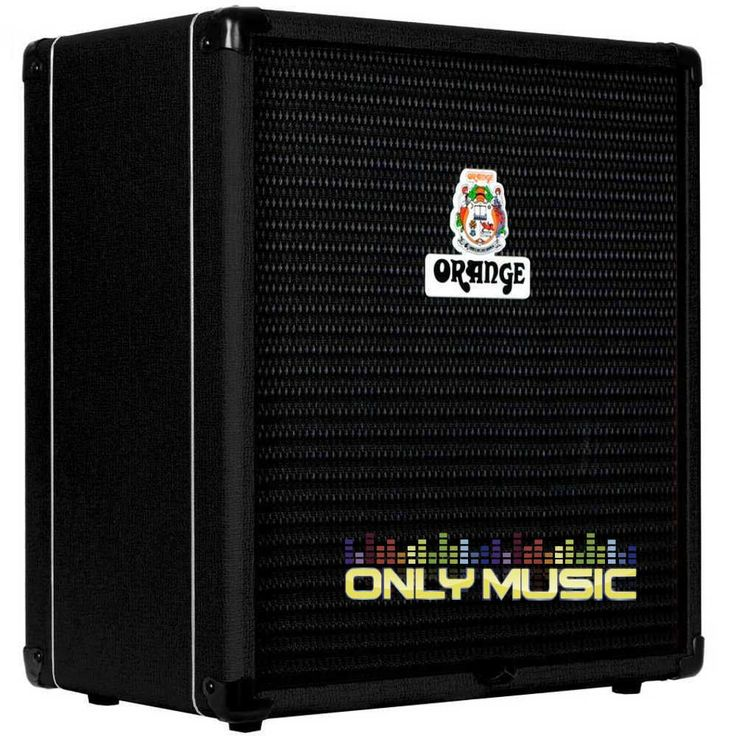 Combo Para Bajo Electrico 50 Watts 12 Pulgadas Orange Crush