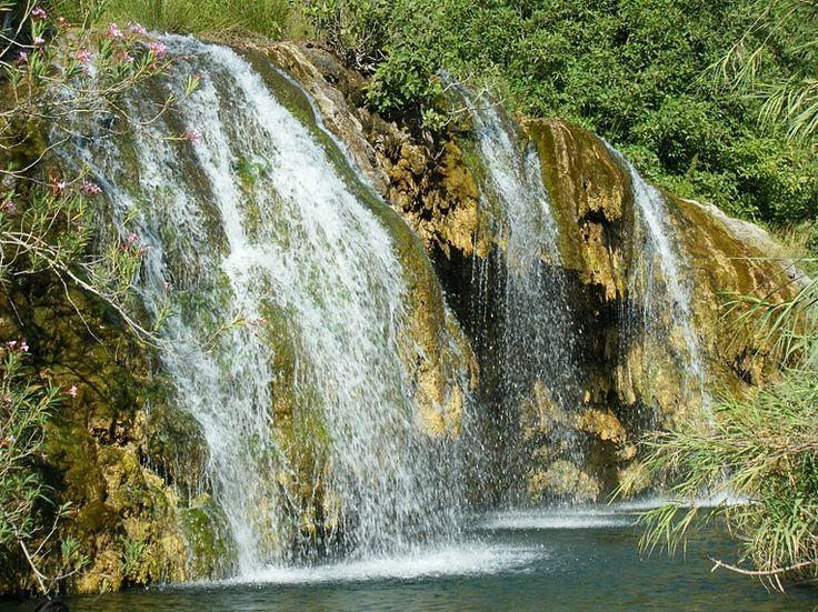 Sot de Chera incluye la Ruta del Agua en su ruta medioambiental