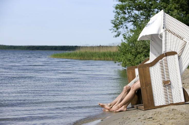 Entspannen an der Mecklenburgischen Seenplatte im ROBINSON Club Fleesensee