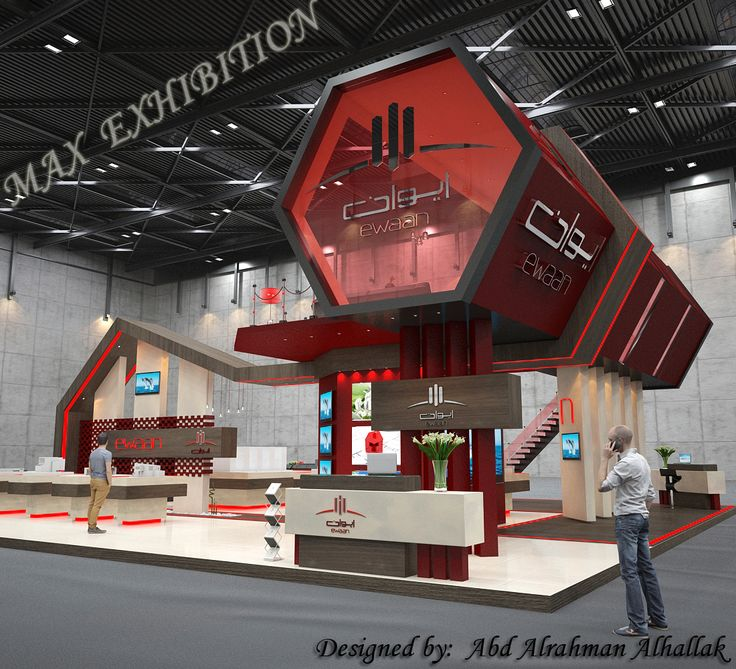"""Check out this @Behance project: """"Stand exhibition...for EWAAN company"""" https://www.behance.net/gallery/41979427/Stand-exhibitionfor-EWAAN-company"""