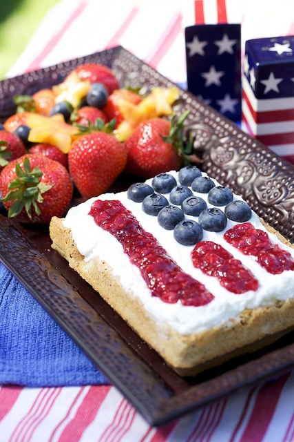 Star Spangled Waffles by Apron Strings