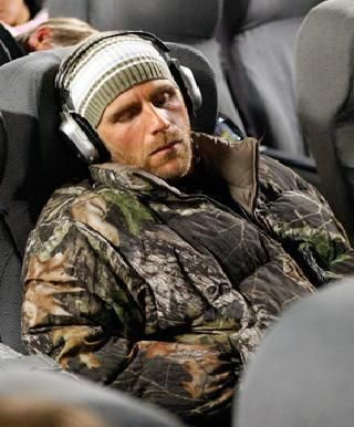 Shawn Michaels. If you don't know what cute is, here's an example.