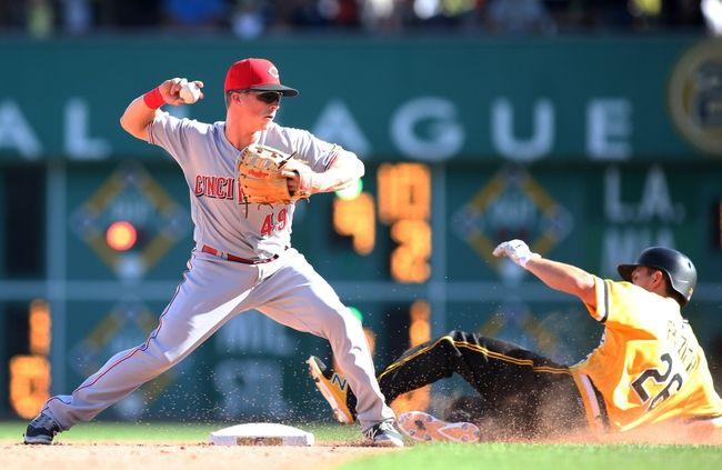 Cincinnati Reds vs. Pittsburgh Pirates Game One - 9/17/16 MLB Pick, Odds, and Prediction