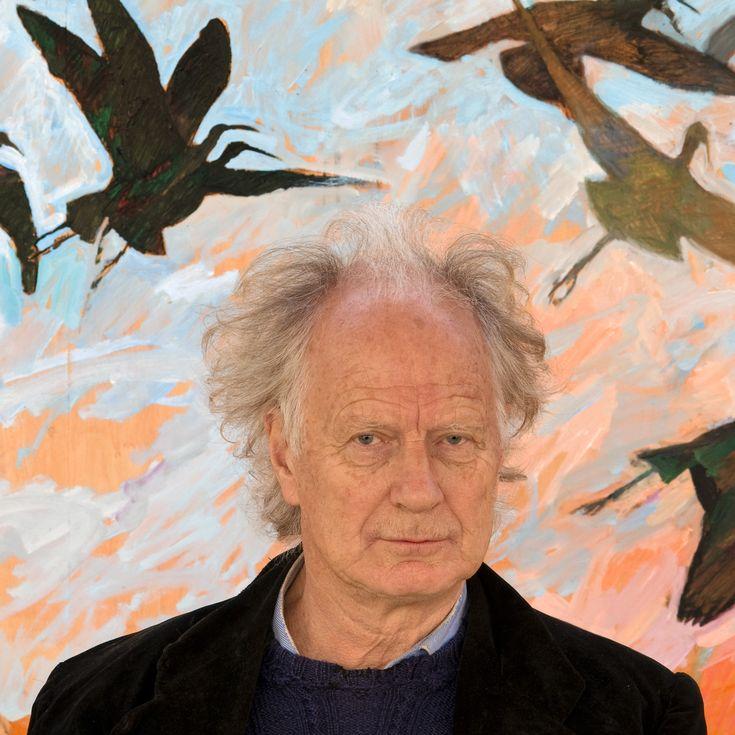 John Wolseley - artist, explorer, environmental activist (Great interview)